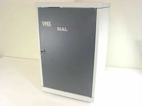VMX PBX Telecom Cabinet Loaded with Cards & Drive D.I.A.L.
