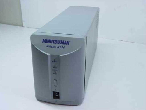 Para Systems, Inc. 750 VA Minuteman Alliance A 750 A750 - No Battery