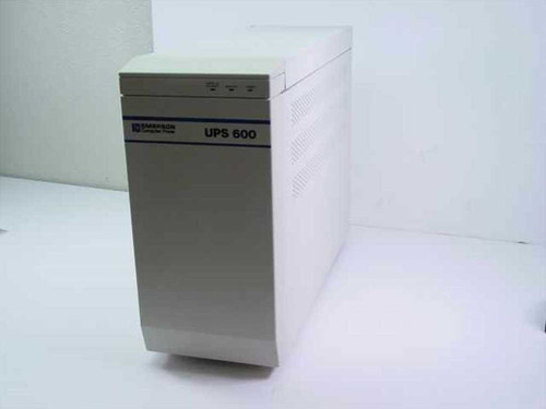 Emerson 600 VA Computer Tower UPS 600 36VDC (UPS 600) - No Battery