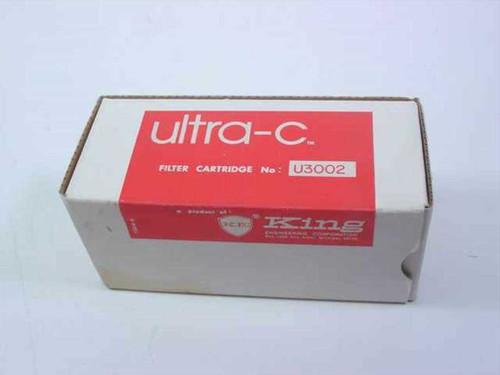 King Engineering Corp. Ultra-C Filter Cartridge (U3002)