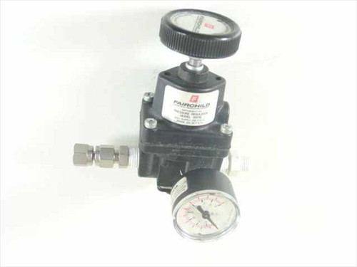 Fairchild Model 30 Pressure Regulator 250 PSIG (30232)