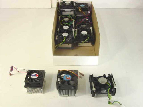 P4 Classic Pentium CPU Processor Fan Socket 862