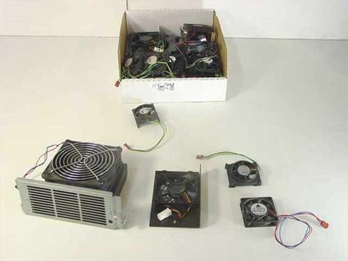 Generic 12V CPU Exhaust Fan (12V)