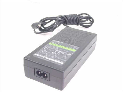 Sony AC Adapter 19.5VDC 2.15A Barrel Plug - 91-57825 (PCGA-ACX1)
