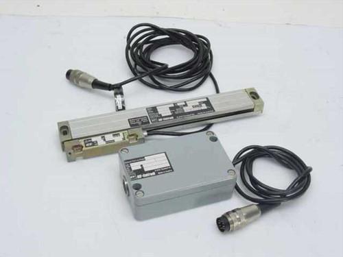 RSF-Elektronik Enclosed Linear Encoder 120mm .02mm Interval (MSA-665)