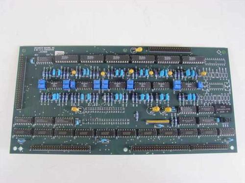 Advanced Imaging 8 Bit D-A Converter PCB 9376910