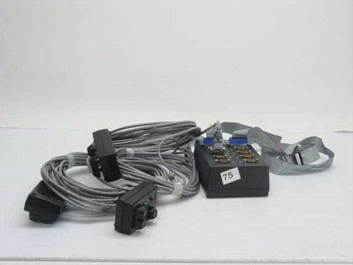 Ultracision, Inc. Slider ID System Breakout Box