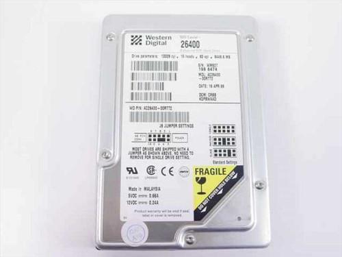 """Western Digital 6.4GB 3.5"""" IDE Hard Drive (AC26400)"""