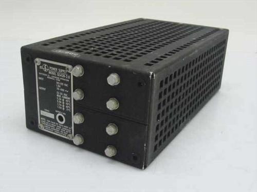 Sorensen QSA28-2.0 DC Power Supply Variable 22-35V 2 Amp