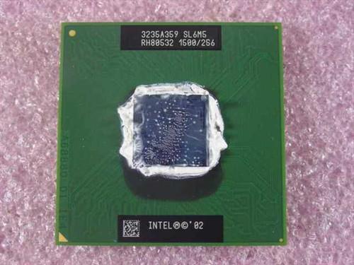 Intel P4-M Celeron Processor 1.5Ghz/400/256/1.3V for Not (SL6M5)