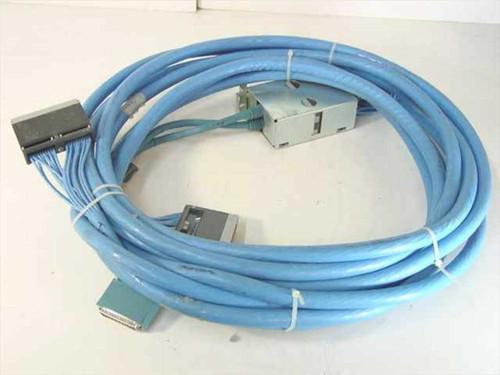 Memorex Breakout Box Cable IBM pn 700633 6473017