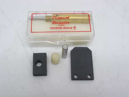 Clippard Minimatic Pneumatic Cylinder - New Open Box (3SS-1/2)