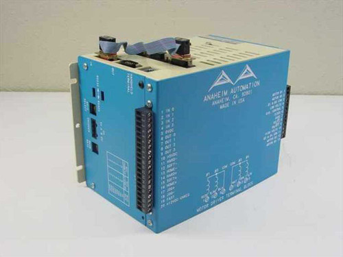 Anaheim Automation Programmable Driver Pack Motor Terminal DPW65351XDB9