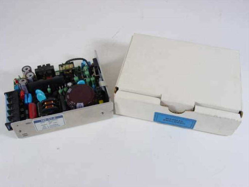 Elpac Power Supply 115/230VAC 50/60Hz In 24V 4A Out ES-100-24