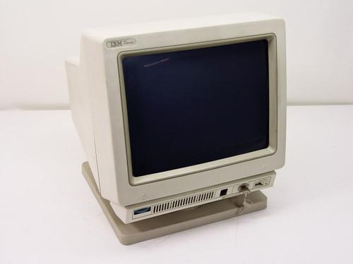 IBM 3471 InfoWindow Terminal Coax (amber) lite burn (09F6201)