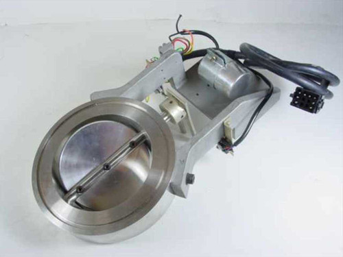 """Stainless Steel Valve 3"""" without Motor - SS Assembly - No Servo (Butterfly)"""