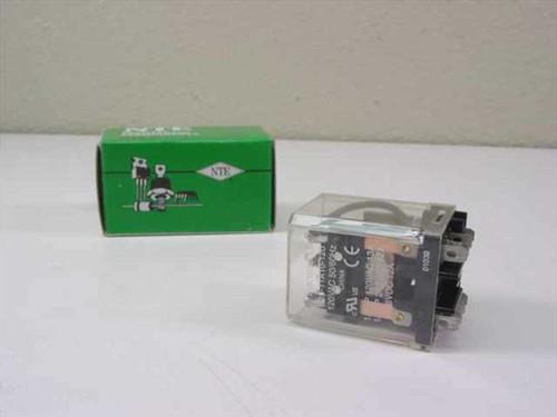 NTE Relay DPDT 10A-120V (R10-11A10-120)