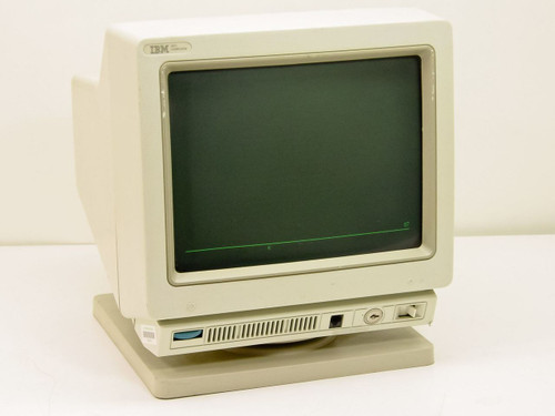 IBM 3471 InfoWindow Terminal Coax (green) lite burn 09F6200