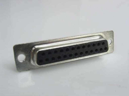 Name Brand 25 pin D-SUB female connector  25-Pin