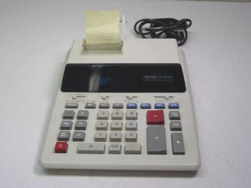 Casio FR-1015S 240 volts AC Printing Calculator
