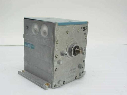 Johnson Controls Early Servo Drive N/L