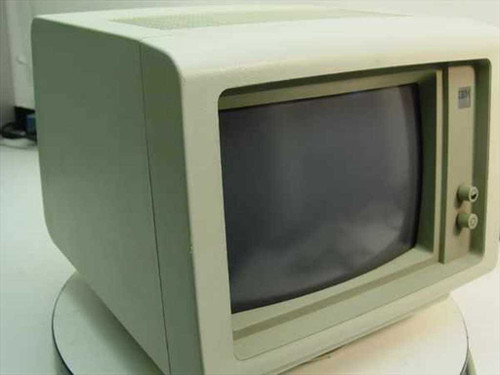 IBM 3178C 5894000 Vintage Terminal Light Screen Burn