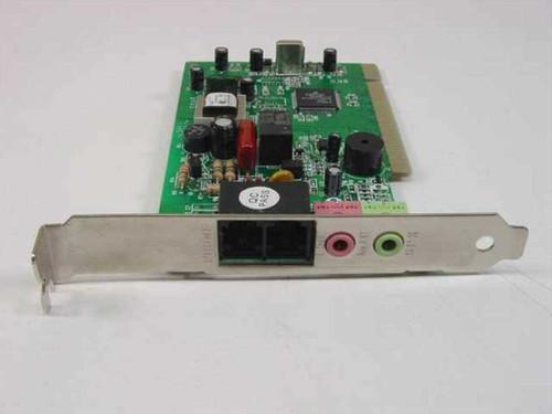Encore Modem w/ Mic and Speaker I/O ENF656-PCIG-INPR