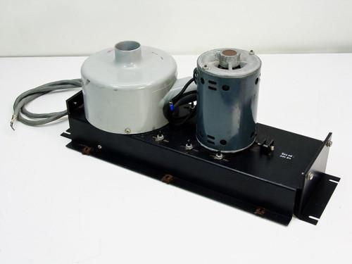 Robbins & Myers Motor Assembly for Custom Rackmount Fan (1/3 HP)