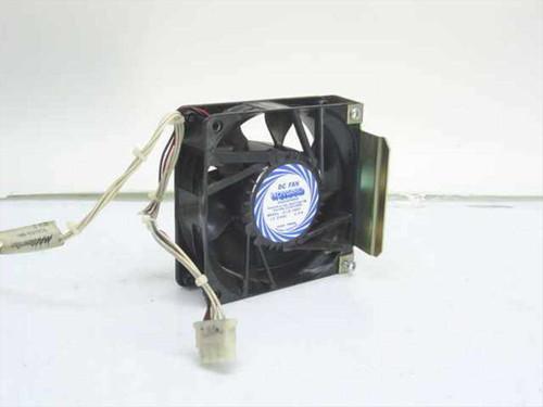 Howard Industries 12.0 VDC 4.9W Fan 119mm x 119mm x 38mm  119mm Fan