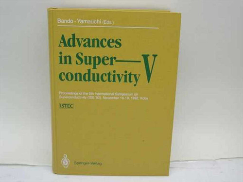Bando, H. and Yamauchi, H., Eds.  Proceedings of the 5th International Symposium