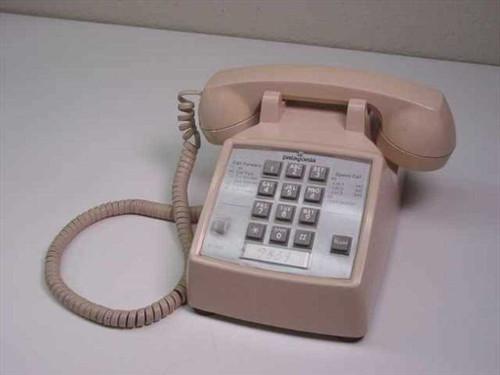 Cortelco Single Line Telephone - Beige (250044-MBA-27F)