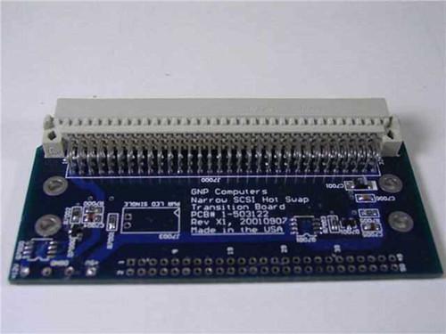 GNP PDSi Narrow SCSI Hot Swap 1-503122
