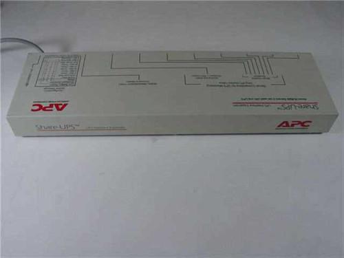 APC American Power Conversion UPS Interface Expander Share UPS - No Battery