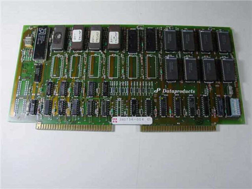 Data Products I/O Controller 260708-001