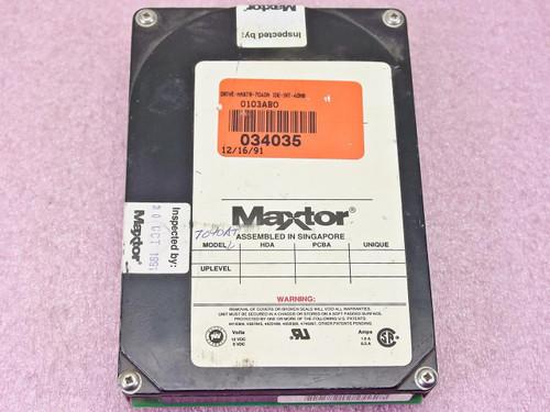 """Maxtor 7040AT 40MB 3.5"""" IDE Hard Drive"""