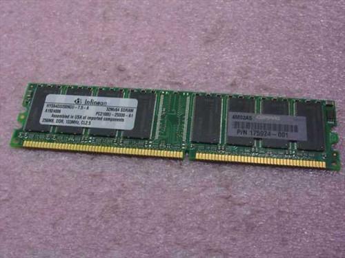 Compaq 256MB DDR PC2100 DIMM CL2.5 (175924-001)