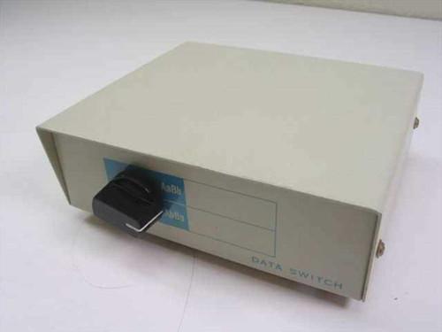 Generic Centron 2 way Data Transfer Switch - AaBb 2 Way - 4 port