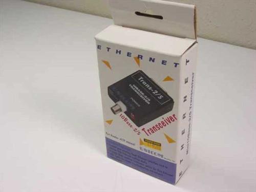 Unicom Ethernet Mini 10 Base-2/5 Transceiver EPT-20048T