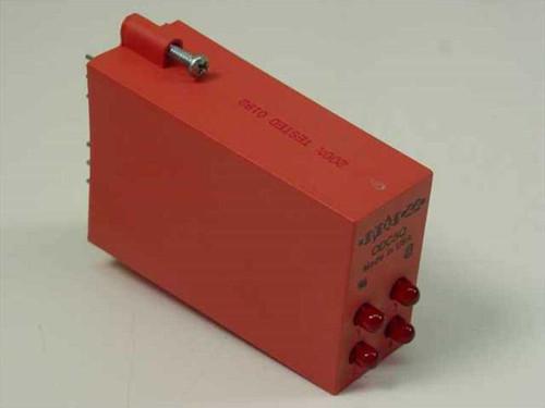 Opto 22 4-channel DC Output 5-60 VDC, 5 VDC Logic (ODC5Q)