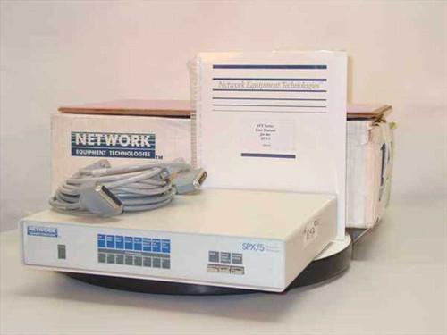 Network Equipment Technologies 8 Channel Muliplexer SPX/5 XR5181