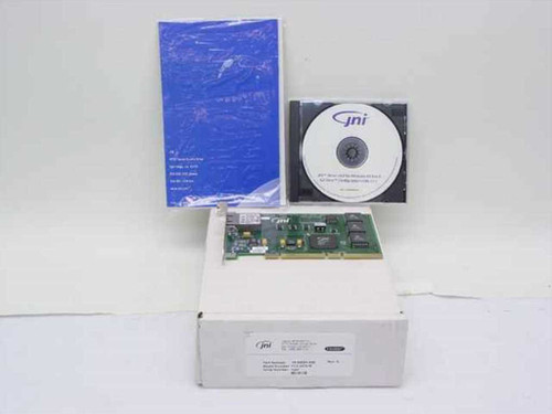 JNI PCI Board FCE-6410-N w/software (10-00024-000)