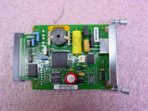 Cisco 1-Port ISDN with NT-1 WAN Interface Rev -K0 (WIC-1B-U)
