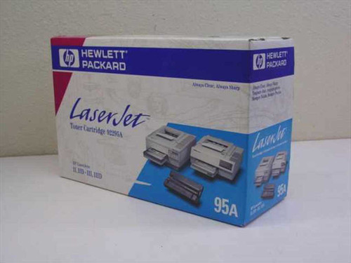 Hp 92295a black toner cartridge hp 92295a for 92295a