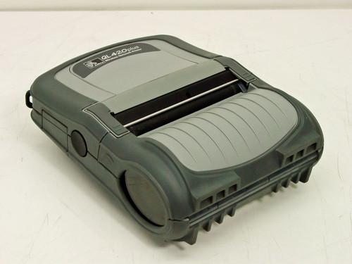 Zebra  Q4D-LUGA0000-00 QL420 plus Wireless Network Printer