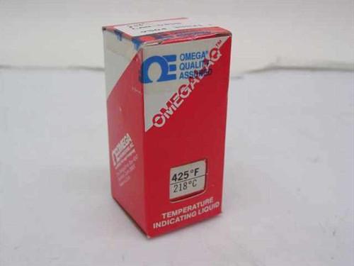 Omega 218C Degrees Temperature Indicating Liquid LAQ-0425