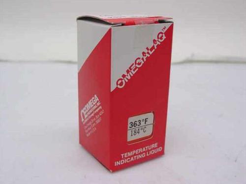 Omega 184C degrees Temperature Indicating Liquid LAQ-0363