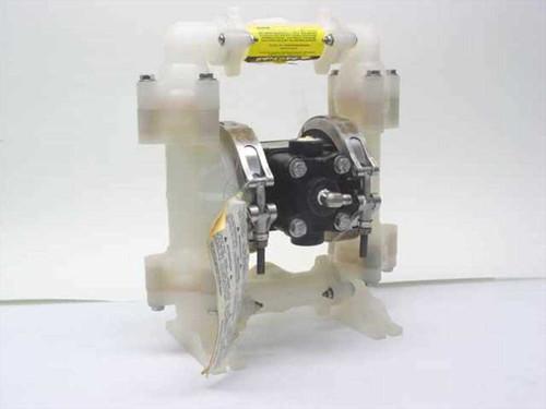 Ryan Herco 6220 Airgo Double Diaphragm Air Powered Pump Type 355