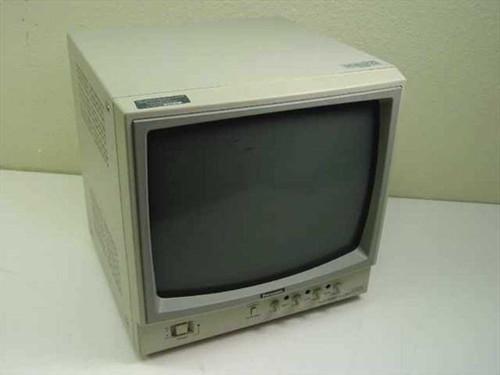 "Panasonic WV-BM1400 14"" Black and White Video Monitor"