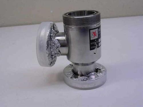 Hunington Mechanical Laboratories Vacuum System Valve Body PV-150