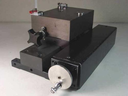 Custom Linear Slide Apparatus (Pneumatic)
